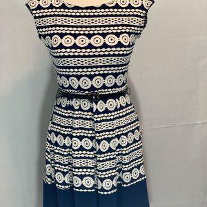 Women's Tiana B scoop neck dress